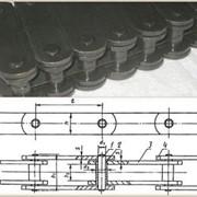 Тяговые цепи (вильчатые и пластинчатые) фото