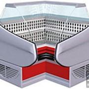 Витрина холодильная ТИТАНИУМ ВС 5 УВ (угол внутренний) фото