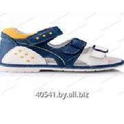 Ортопедическая обувь для мальчиков B-0154-G (19-24) короб 12 пар фото