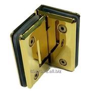 Навес стекло-стекло 90 Gold Код: AY-502B фото