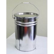 Евроведро (ведро коническое) 25 литров фото