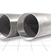 Труба колонковая К 146х5х4000 Ст.45 фото