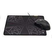 GMM3110 Controle-type Gamdias коврик для мыши, Чёрный фото