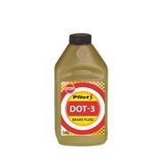Тормозная жидкость DOT-3 фото