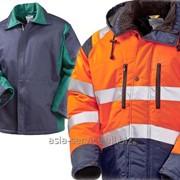 Куртка утеплённая рабочая модель 111А фото