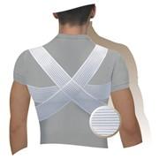 Корректор осанки медицинский эластичный, крестообразный ELAST 0107 Comfort фото