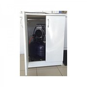 Шумоизоляционный кожух c вентилятором для компрессоров ND 70, ND 100 | Mercury (Китай) фото