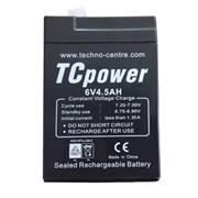 Аккумулятор TC 6-4,5 фото