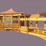 Архитектурные дизайн-проекты фото