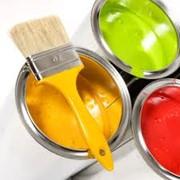 Краски для стен фото
