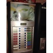 Автоматы кофейные зерновые, Saeco Quarzo 500 (синий), кофейный автомат фото
