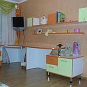 Мебель в детскую под заказ фото
