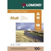 Матовая бумага Lomond фото