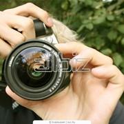 Услуги фотосъемки фото