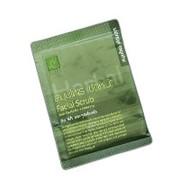 Порошковая маска для лица «Патуммас» зеленая (скраб для лица с тайской хурмой и муррайей) фото