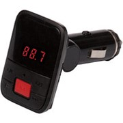 Автомобильный FM - трансмиттер Ritmix FMT-A745, bluetooth фото