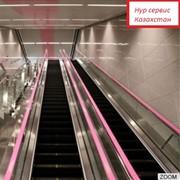 Эскалатор прочный из нержавеющей стали общественной безопасности фото