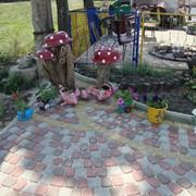Тротуарная плитка 'Римский камень' фото
