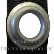 Установка люверсов 12 мм сталь оцинкованная фото