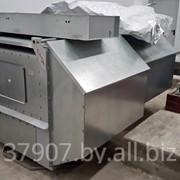 Вентилятор дымоудаления ВКРВм-9 ДУ 11/1000 (z=9) (в комплекте клапан, решётка, стакан) фото