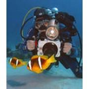 Подводное погружение фото