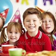 Проведение детских праздников, выпускных вечеров фото