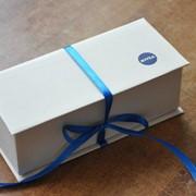 Подарочные коробки с логотипом фото