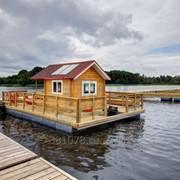 Плавучие дома Хаусботы фото