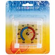 Термометр квадратный на липучке фото