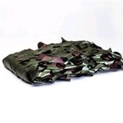 """Маскировочные сети """"Лайт"""" зел, коричневый ЛЗК-100, размер2х100м фото"""