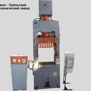 Пресс гидравлический ДГ2428 (ДГ 2428) усилием 630 кН фото
