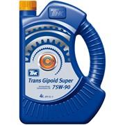 Трансмиссионное масло TNK Trans Gipoid Super 75W-90 фото