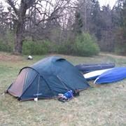Прокат палаток 2-х,3-х,4-х местные фото