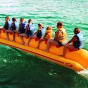 Сани водные надувные Банан фото