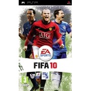 Игра компьютерная Fifa 10 (PSP) фото