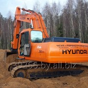 Аренда гусеничного экскаватора HYUNDAI LC 250-7 фото