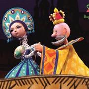 Сказочный спектакль театра кукол. фото