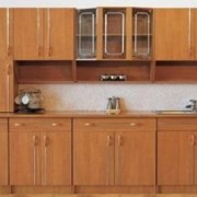 Кухня Павлина Мрамор 2 02 6угол фото