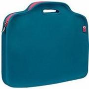 Сумка для ноутбука 13.3д G-Cube GNL-513T чехол с ручкой голубой фото