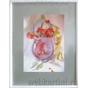 Картина акварелью фото