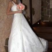 Свадебное платье со шлейфом, Харьков, Харьковская область фото
