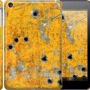 Чехол на iPad mini 2 Retina Пулевые отверстия 874c-28 фото