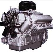 Двигатель и трансмиссия фото