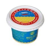 Продукт плавленый пастообразный в пластиковом стакане К завтраку Янтарный фото