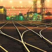 Доставка грузов железнодорожным транспортом фото
