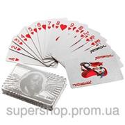 Карты игральные Серебро 115-1081282 фото