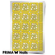Prima Nails, Трафареты «Мозаика» фото