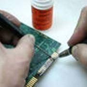 Услуги по ремонту электронных печатных плат фото