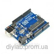 Arduino UNO R3 + USB Cable фото