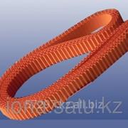Гофро полоски МГ-07 550x10мм, 4 полосы Ораньжевый фото